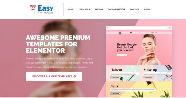 easythemepacks.com - e-Commerce / Internet