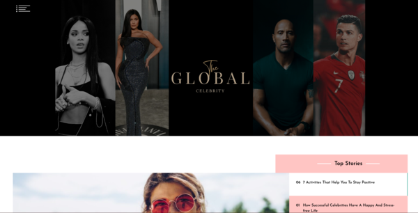 theglobalcelebrity.com - Growing And Profitable Lifestyle, Fitness magazine - The Global Celebrity