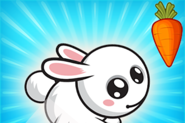 Go Rabbit GO - Professional Game $$ With admob ads $$