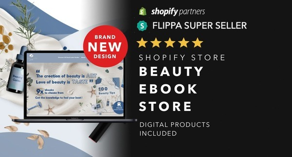 GoodLooksGuides.com - Password: 1234 | Beauty Ebook Digital Product Shopify Store Startup Streams