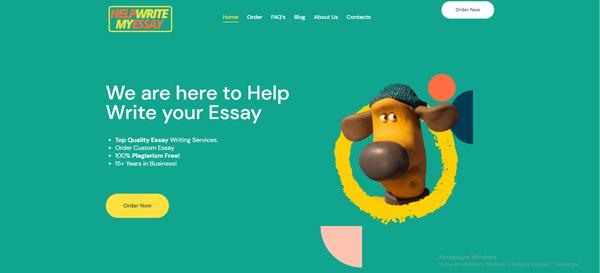 helpwritemyessay.com - Hot Automated Essay Company. White Label & Newbie Friendly Business. High Profit