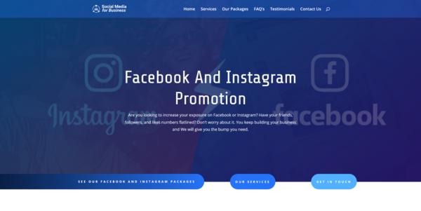 SocialMediaForBusiness.co - PROFITABLE SOCIAL MEDIA BIZ - Made $2555 in 3 Months. Recession Proof Biz