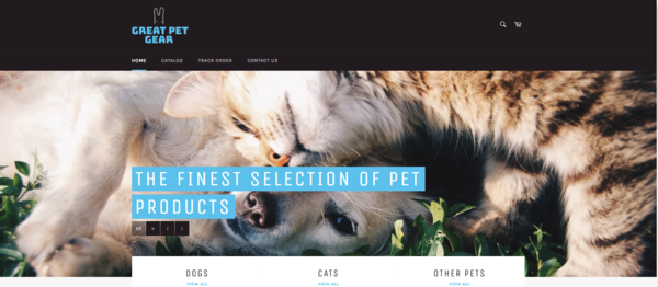 greatpetgear.com -  Password = 1234 | Highly Profitable | 6 months After Sale Support