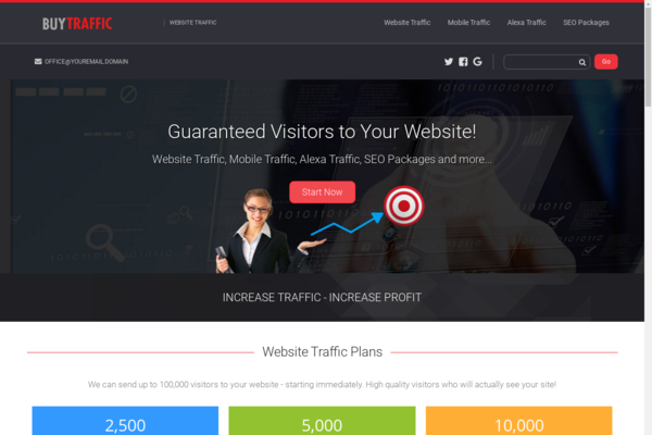 turnkeywebsitez.com - Guaranteed Visitors to Your Website!  Website, Mobile,Alexa Trafffic and more...
