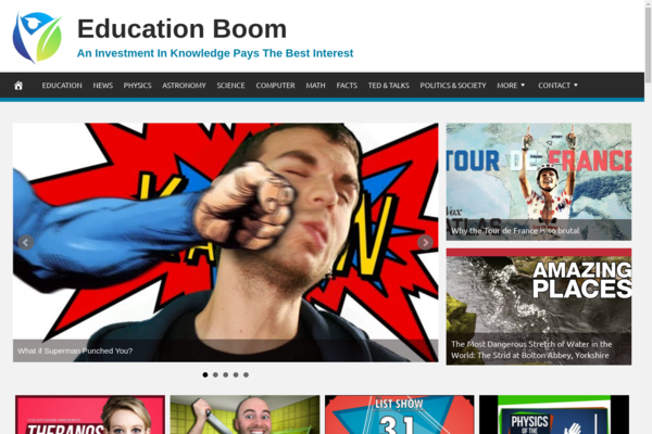 EducationBoom.com - Fully Automated Educational Website. Get 5 Automated Websites worth over $900