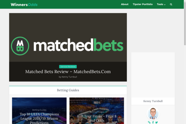 winnersodds.com - WinnersOdds Sports betting tips and advice blog