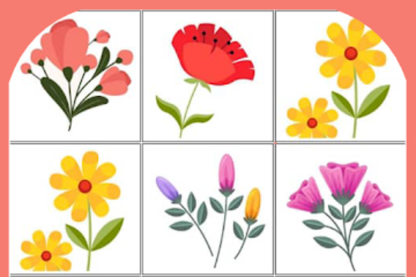 Flower Games, Flowers Memory Game - Grab this for a reasonale price. Making $8+ per month. Potential for growth
