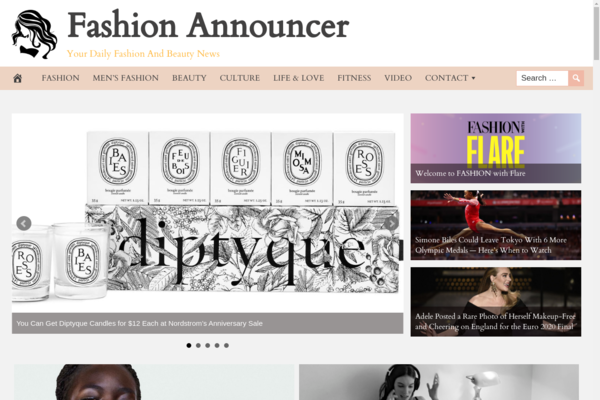 FashionAnnouncer.com - Fully Automated Fashion Website. Get 5 Automated Websites worth over $900