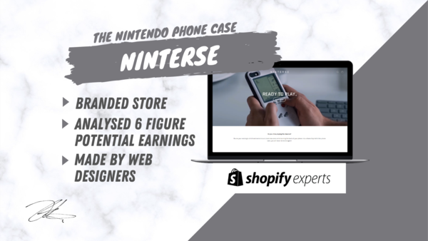 Ninterse™ - Start Your Online Business Today With Our Branded & Automated One Product Store Made By A Team Of Dropshippers & Web designers.