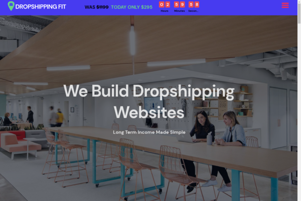 DropshippingFit.com - You Can Own Your Own Dropshipping Agency Business