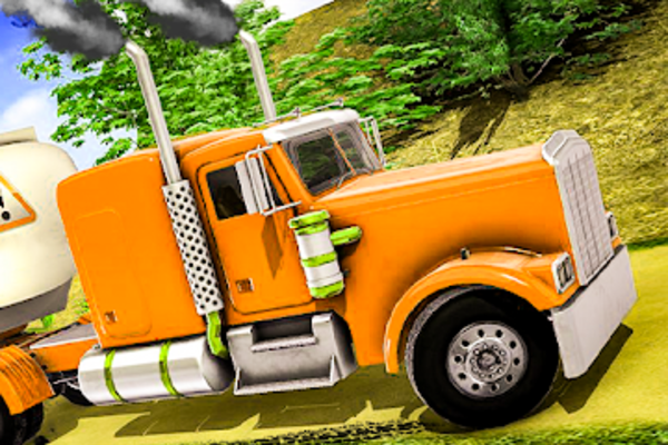 US City Oil Truck Transport - Android Mobile Game for sale ||US City Truck Transport