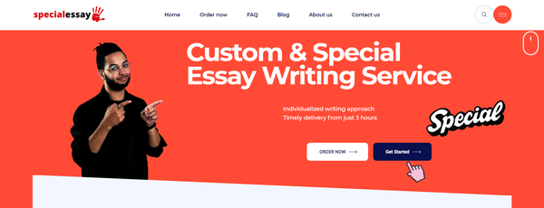 specialessay.com - 100% Automated White Label Essay Writing Service Service. Average Order is 120$