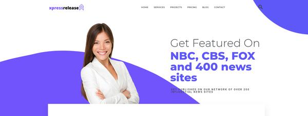 xpressrelease.com - Hot Outsourced Press Release Distribution Company. Newbie Friendly.