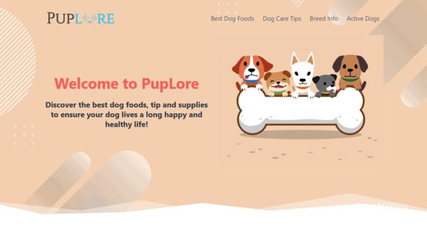 puplore.com - Advertising / Home and Garden