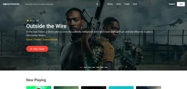 moviestrading.com - Moviestrading.com Ultimate Movie & TV