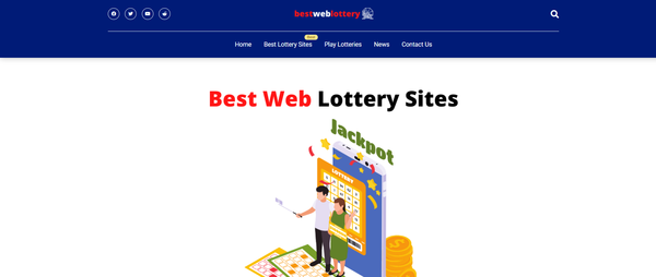 bestweblottery.com - Affiliate Lottery Review Website - Earn Up To 40% Commissions On Lifetime