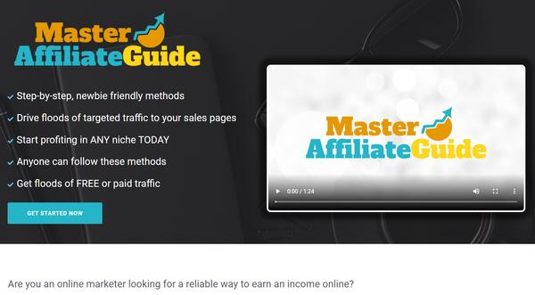 MasterAffiliateGuide.com - Digital Marketing Training Course Store, Digital Product, Wordpress/WooCommerce