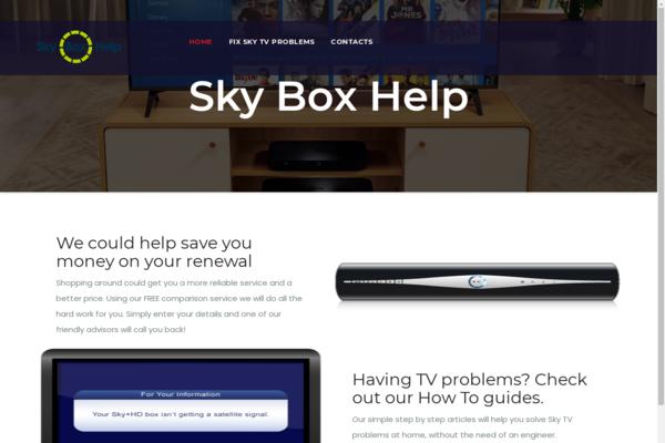 skyboxhelp.com - Technology blog skyboxhelp.com