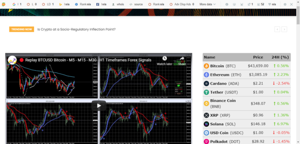 CryptoExchangeGlobal.com - Be the first to own Profitable Crypto trading News, Website in Evergreen Niche! PROFITABLE MARKET with money-making opportunities.