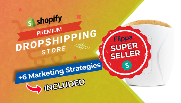 CellHandy - Successful Premium Dropshipping Store |$3,439 In Sales | 2-5 Days Shipping
