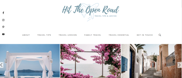 HitTheOpenRoad.net - Tips for solo/family travel|100% Auto eCommerce store affiliate| Optimized for performance | Newbie-friendly | Valuable assets attached | Ready-to-monetize blog