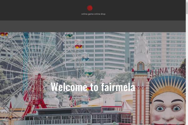 fairmela.com - Online Game,Online Food,Online Shop