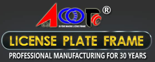 063 - Aootf - A 3 year old Amazon FBA business that specializes in license plate decals such as carbon frame and silicone anti-rattle plates.