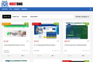hostong.com