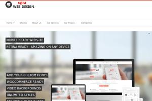 kbmwebdesign.com
