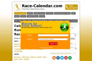 race-calendar.com