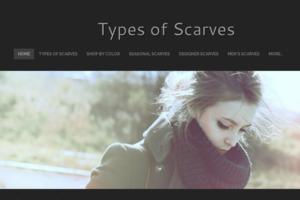 typesofscarves.com