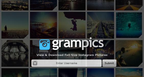 GramPics com — Website Sold on Flippa: No Reserve! 100% Auto
