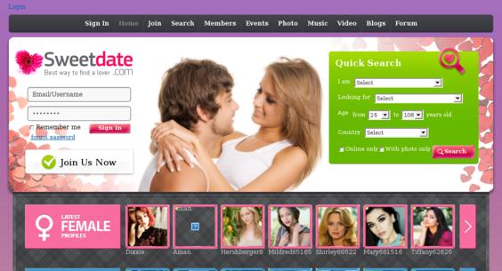 Dating-Website Top 100