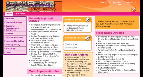 Website regular 2646370