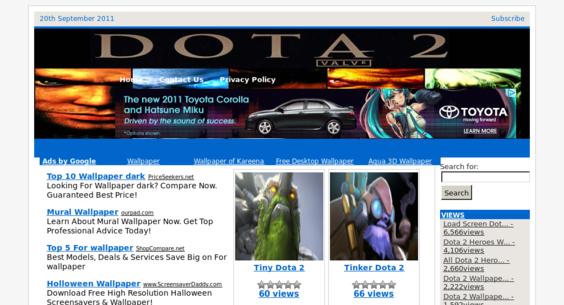 Website regular 2646811