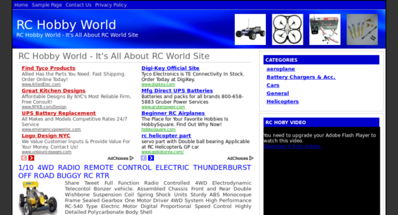 Website regular 2646899