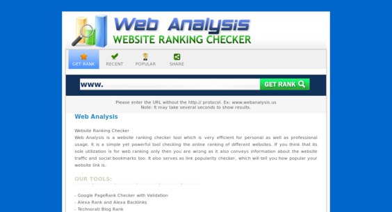 Website regular 2646963