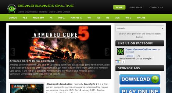 Website regular 2648284