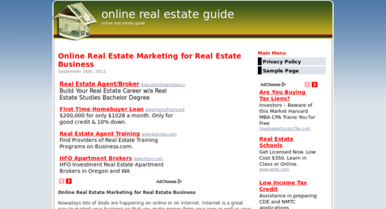 Website regular 2648949