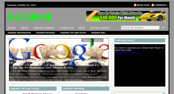 Website regular 2650354