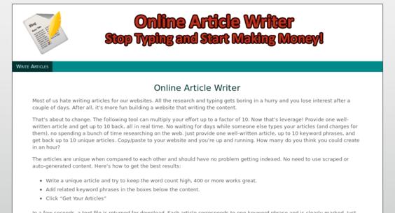 Website regular 2651236