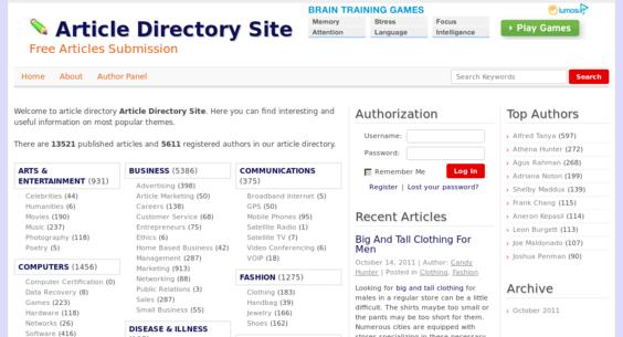 Website regular 2654749