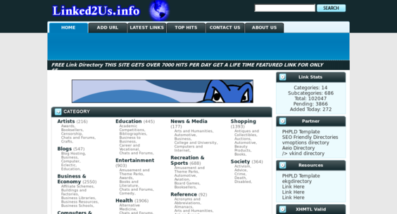 Website regular 2657904