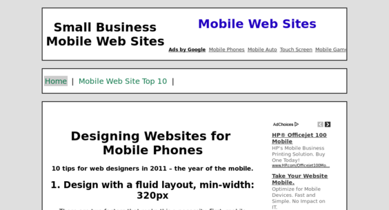 Website regular 2660157