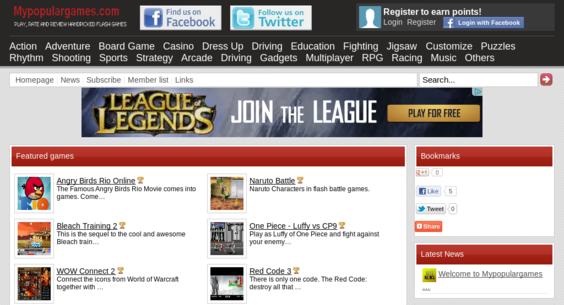 Website regular 2744930
