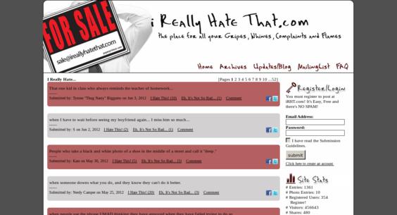 Website regular 2753183