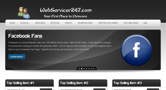 Website regular 2754348