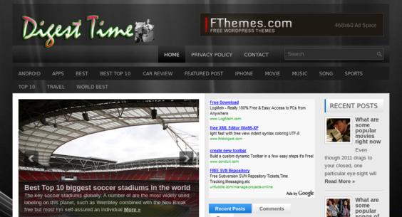 Website regular 2758287