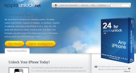 appleunlock net — Website Sold on Flippa: $1500/Mo Turnkey