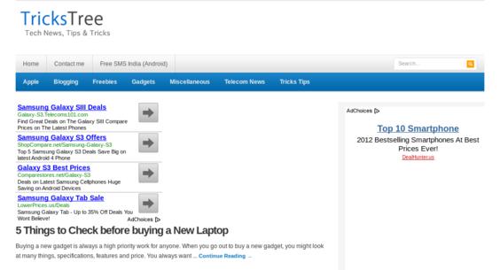 Website regular 2865113